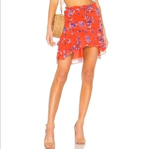 HOUSE OF HARLOW 1960 x REVOLVE Ariani Floral Skirt